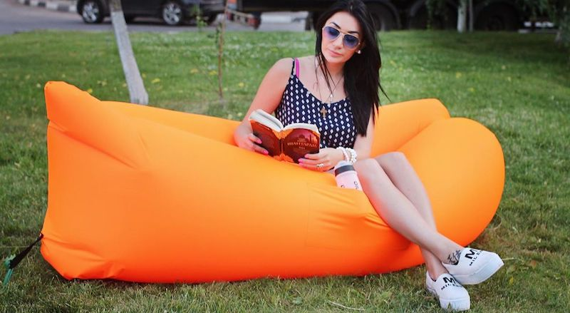 Надувной диван Lamzac Hangout