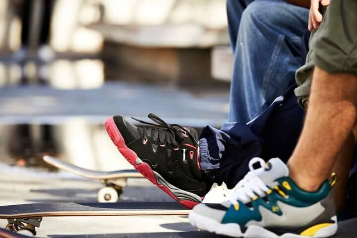 Кеды для скейтбординга