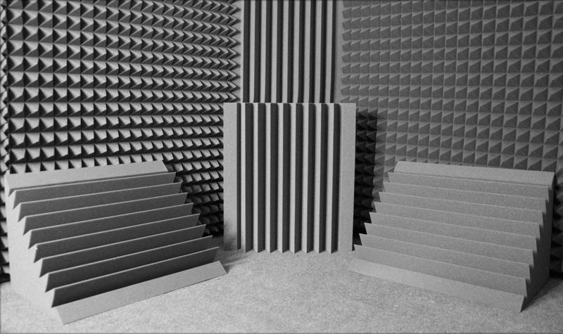 Шумоизоляционные панели