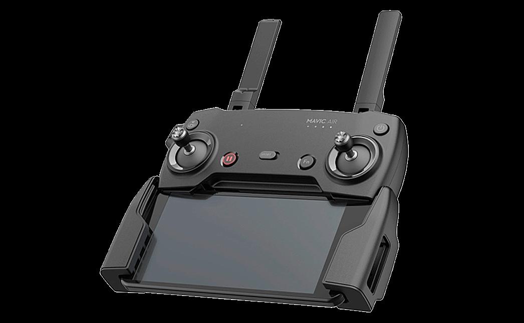 Управление дроном через смартфон