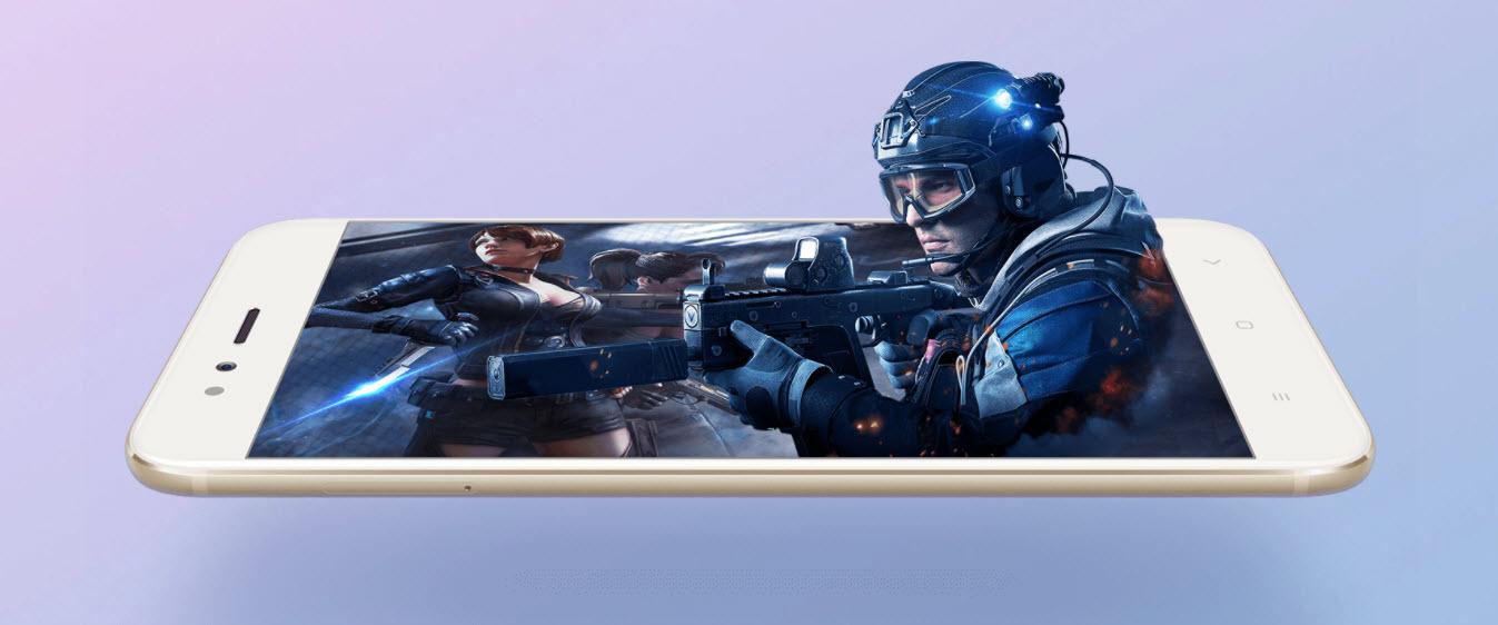Смартфон Xiaomi Mi A1 4 / 64GB (розовое золото)