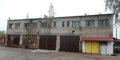 Нежилое здание – мастерские слесарные