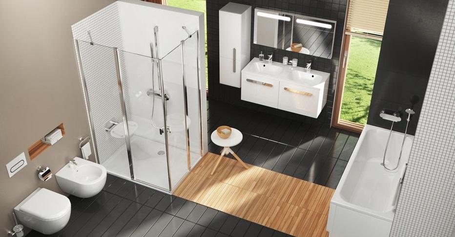 Комплексные решения для ванных комнат от Ravak