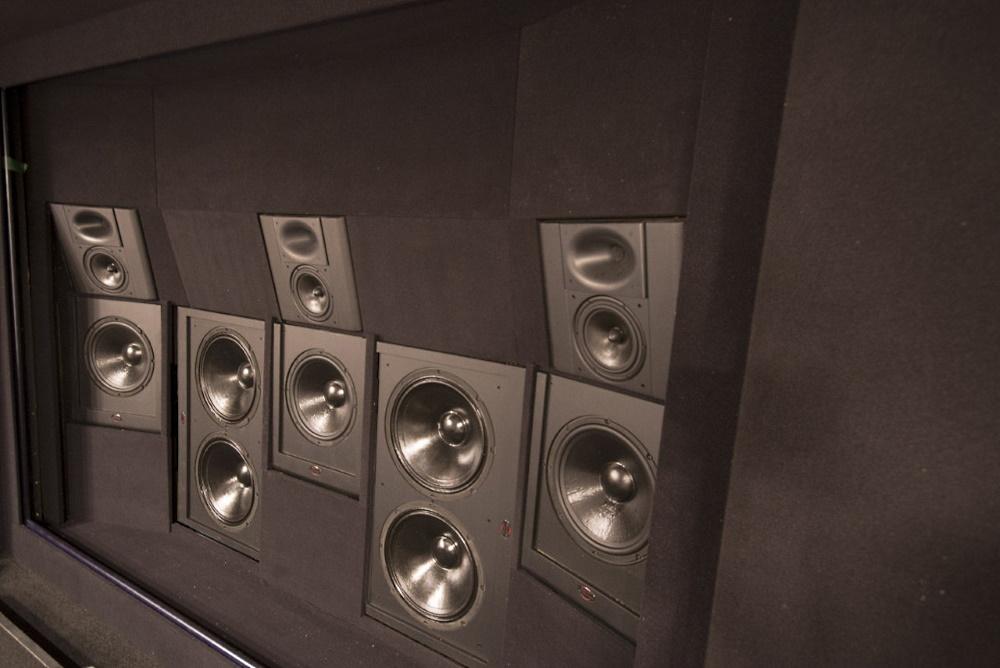 встраиваемая акустика procella
