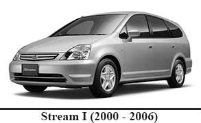 Разборка на запчасти Хонда Стрим