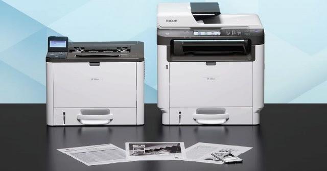 Новые принтеры и мфу Ricoh A4