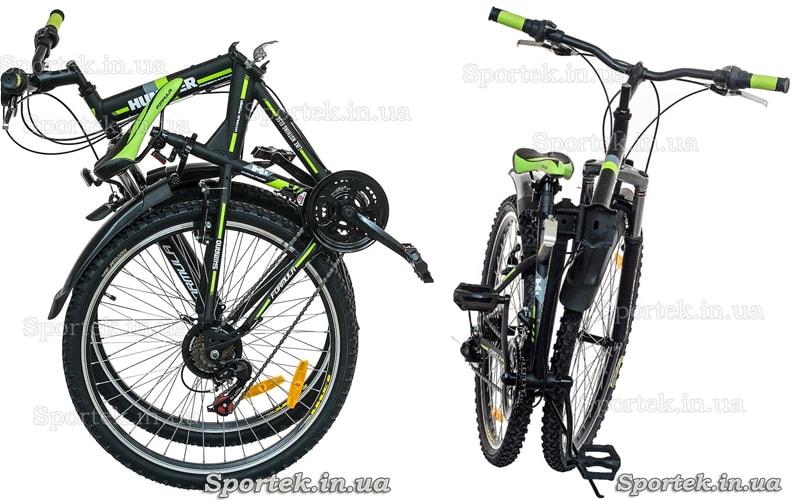 Велосипед Formula Hummer 2015 (Формула Хаммер), складаний, гірський, для чоловіків і жінок