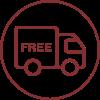 Бесплатная доставка заказа от 8990 руб.