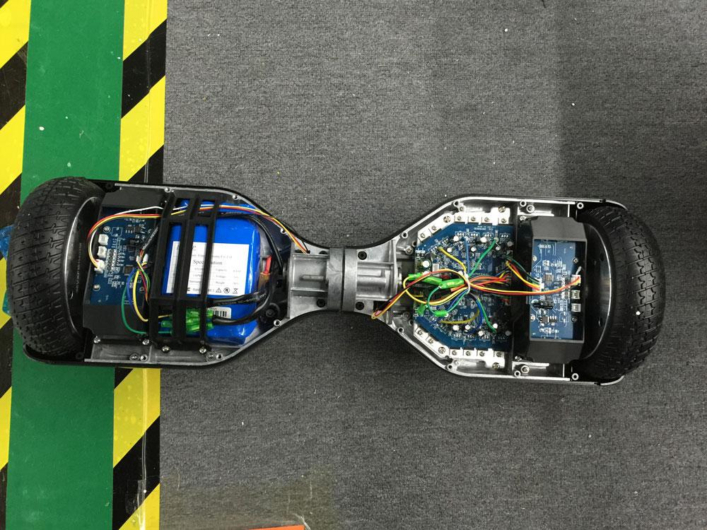 Как выглядит аккумулятор для смартвея (гироскутера)?