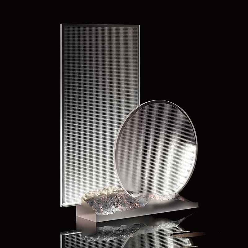Светильник Paysage Transparent от Jean-Baptiste Durand