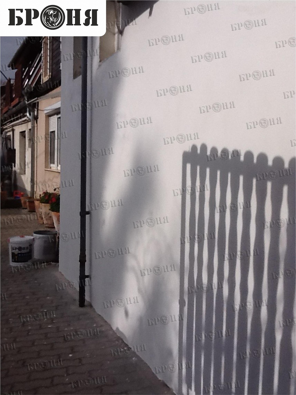 Венгрия. Утепление стен частного дома снаружи и изнутри