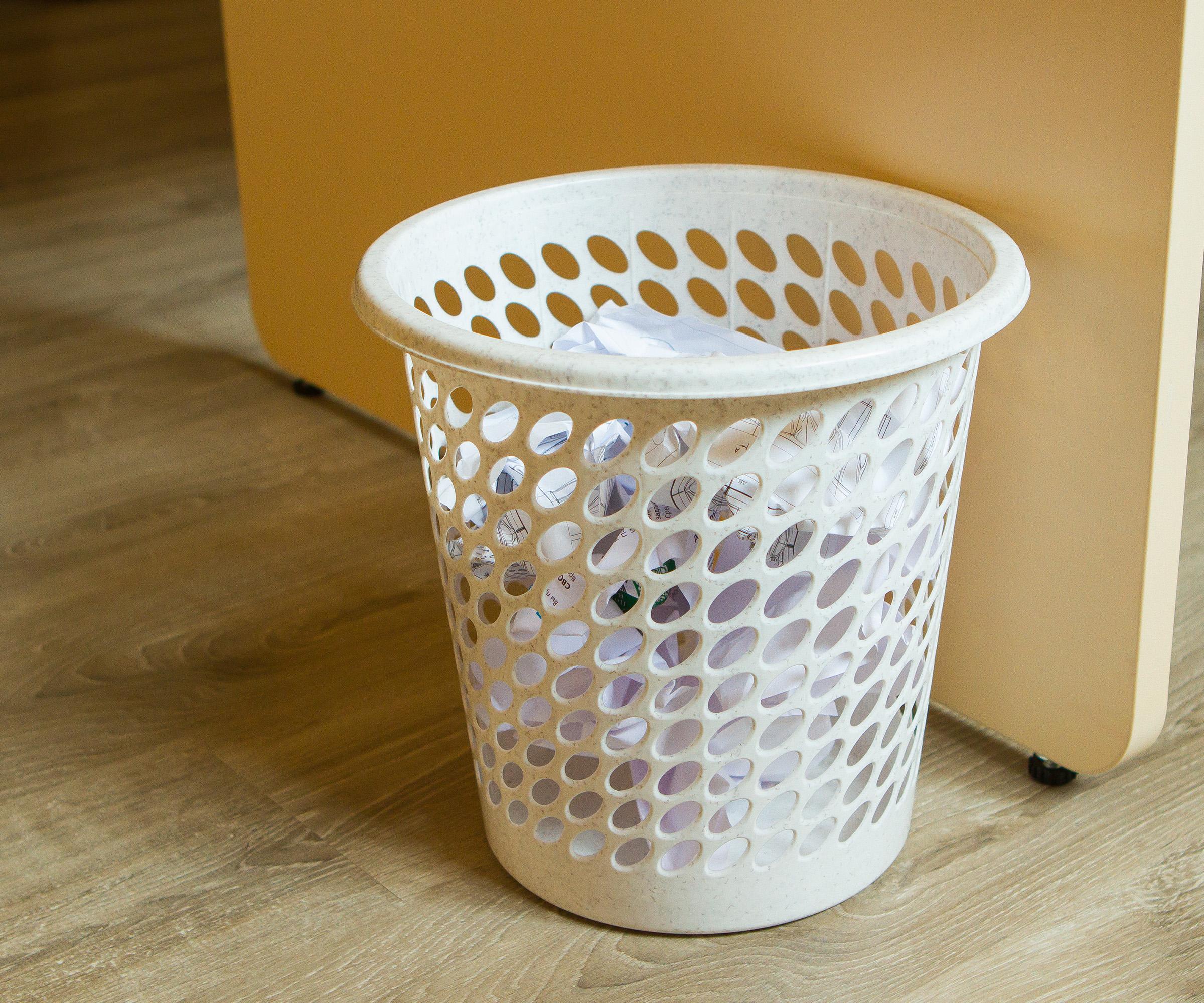 Корзина для мусора 11л. Альт-Пласт