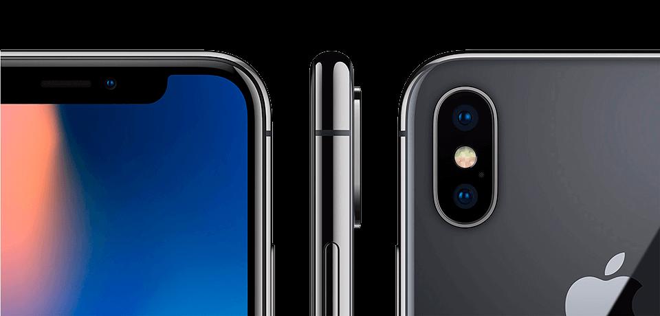 Революционный дизайн iPhone 10
