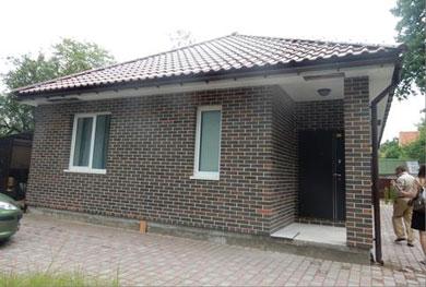 Здание индивидуального жилого дома