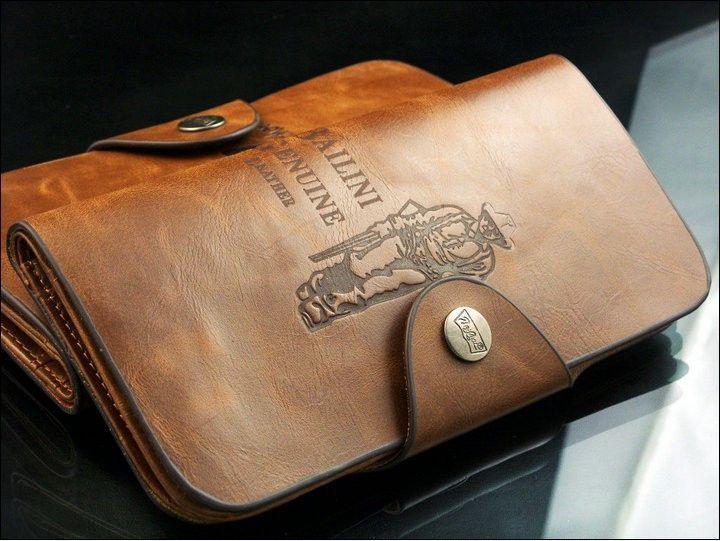 Комплект: портмоне Bailini Long Style и кошелек Bailini Style