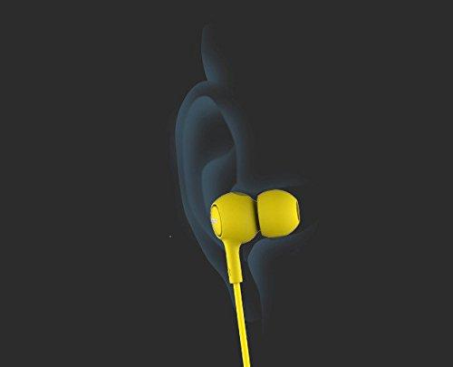 Наушники с микрофоном Remax RM-515 Yellow