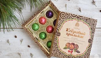 Купить конфеты с кедровыми орешками