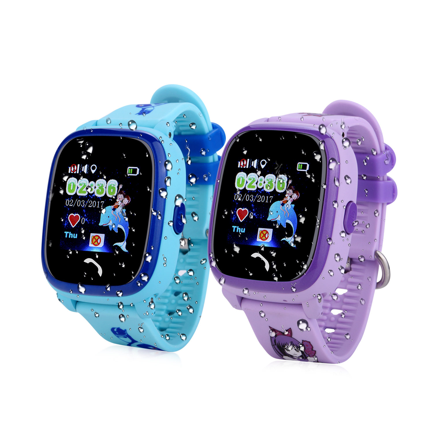 Smart Baby Watch GW400S Wonlex