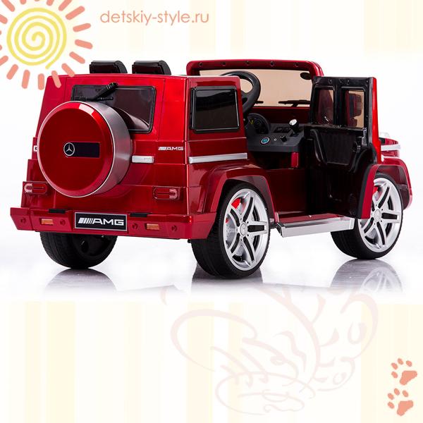 электромобиль mercedes benz g63 amg, купить, лицензия, стоимость, цена, заказать, заказ, бесплатная доставка по москве, электромобиль детский мерседес бенц, официальный дилер, интернет магазин, отзывы, онлайн