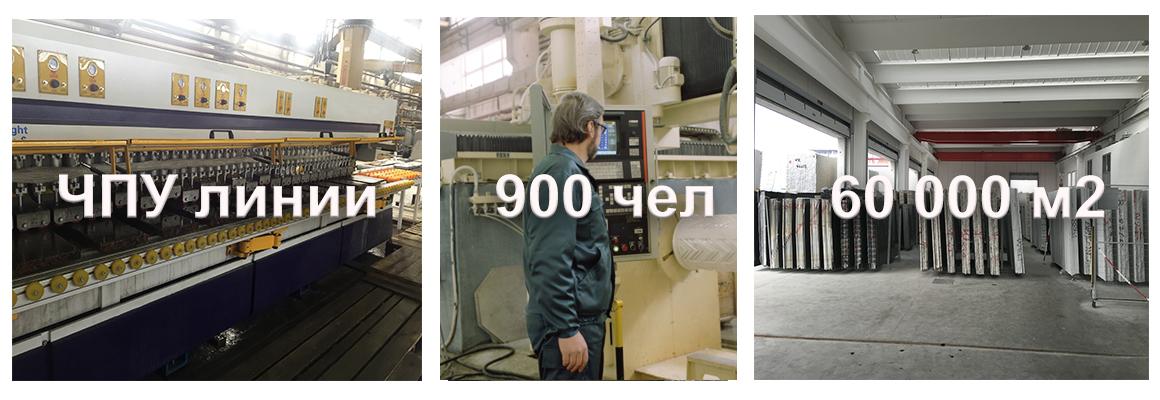 Наше производство работает для вас