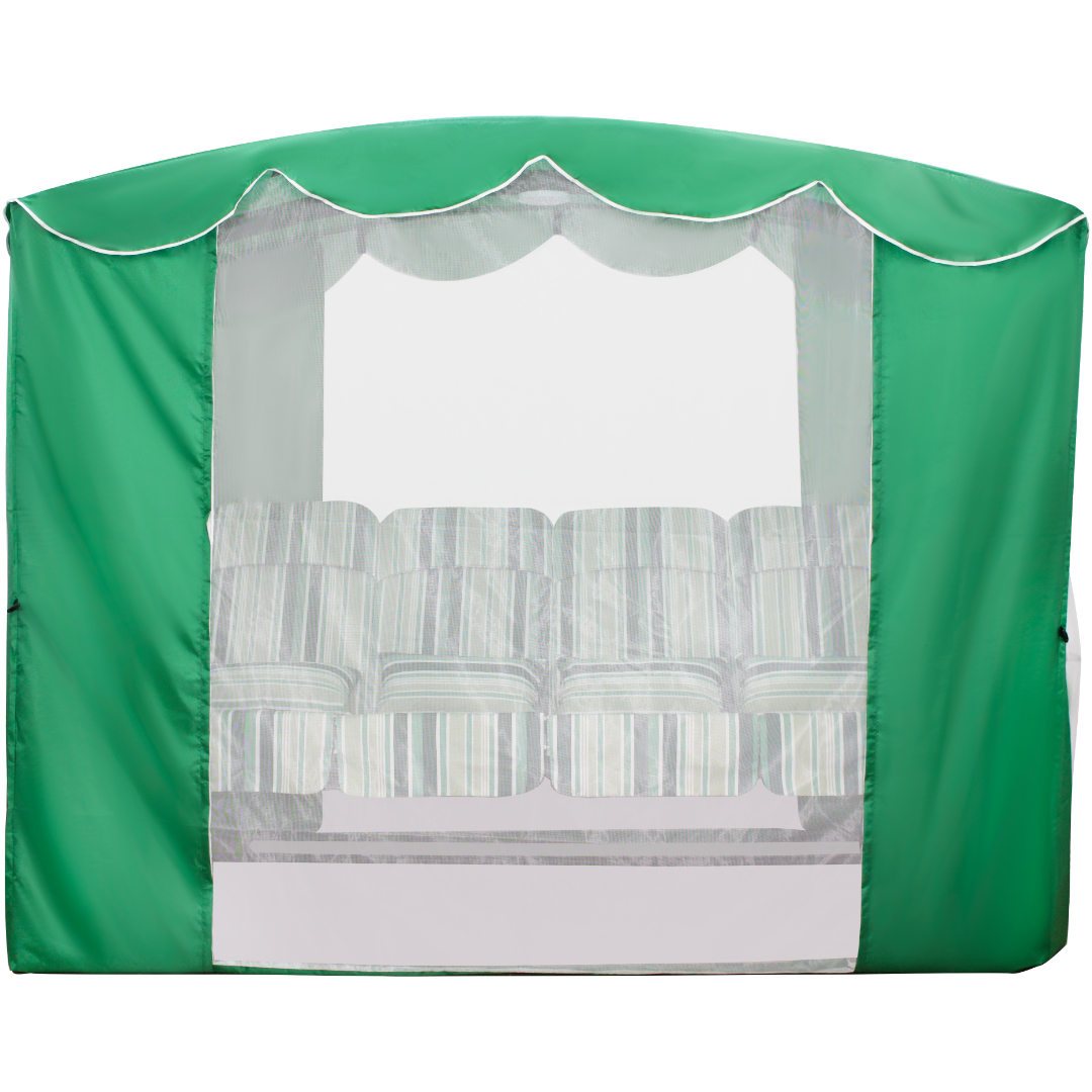 Монарх зеленый сетка