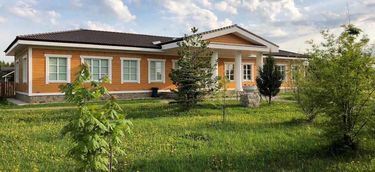 «Романовский Парк» - коттеджный поселок