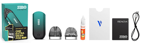Vaporesso Renova Zero Kit - Care Version