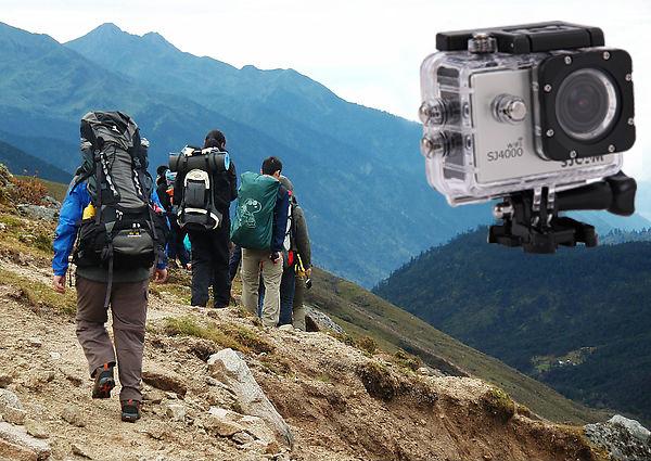 Экшн-камера SJCAM SJ4000 WiFi, способная оставить в памяти самые яркие моменты из вашей жизни