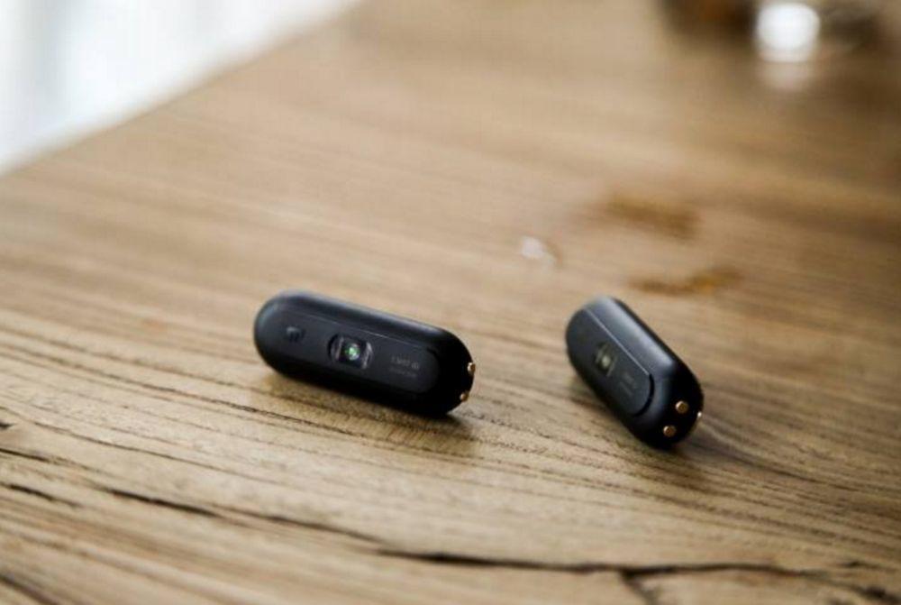 Умный браслет Xiaomi Mi band 1s ( pulse) с датчиком пульса