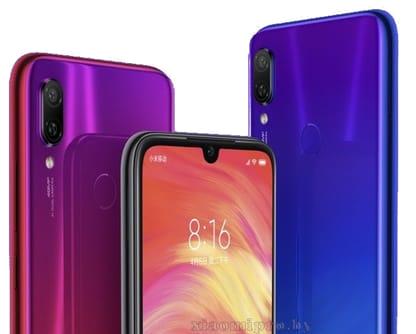 Характеристики телефона Xiaomi Redmi 7