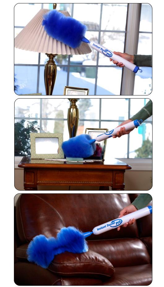 Щетка для уборки пыли  Roto Duster (Рото Дастер)