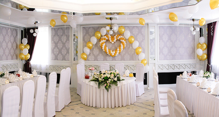 Свадебные шары