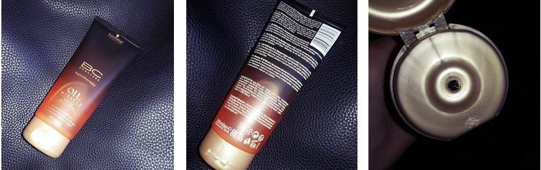 Фотообзор на шампунь с аргановым маслом Schwarzkopf
