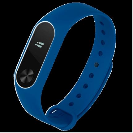 Умные часы Xiaomi Mi Band 2 Blue (синий)