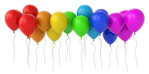 Спецпредложение на воздушные шары