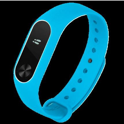 Умные часы Xiaomi Mi Band 2 Light Blue (Голубой)