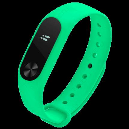 Умные часы Xiaomi Mi Band 2 Green (зеленый)