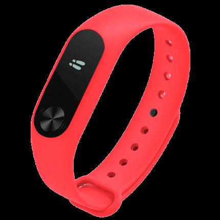 Умные часы Xiaomi Mi Band 2 Red (Красный)