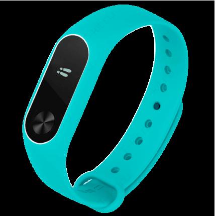 Умные часы Xiaomi Mi Band 2 Turquoise (Бирюза)