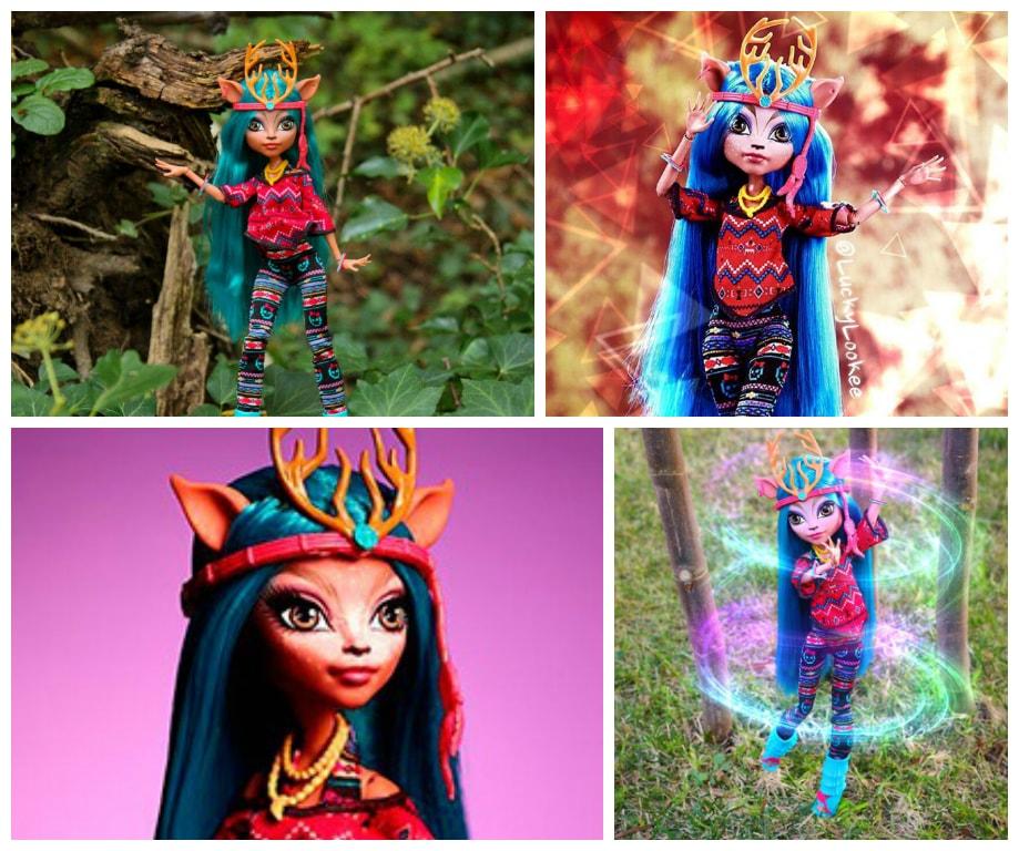 Иси Доундэнсер в Магии кукол
