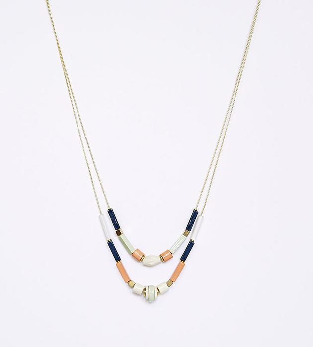 купите стильное ожерелье Lagos из дерева от Apres Ski