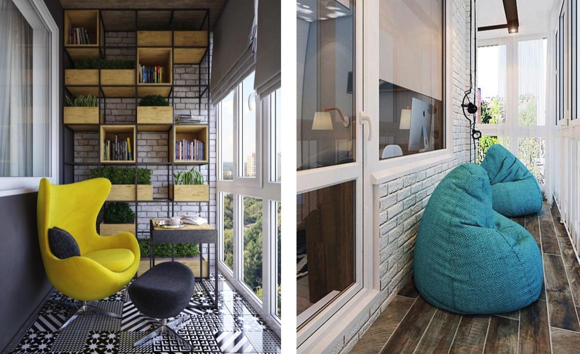 кресло на балкон купить