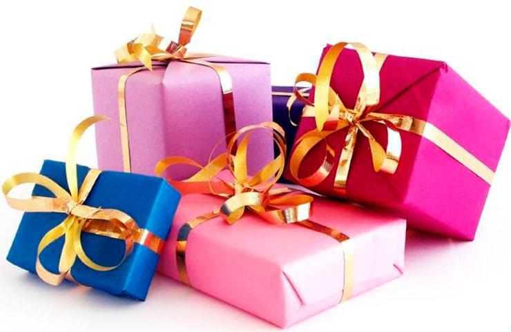 Радуйте разными подарками