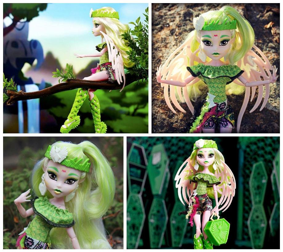 Бэтси Кларо в Магия кукол