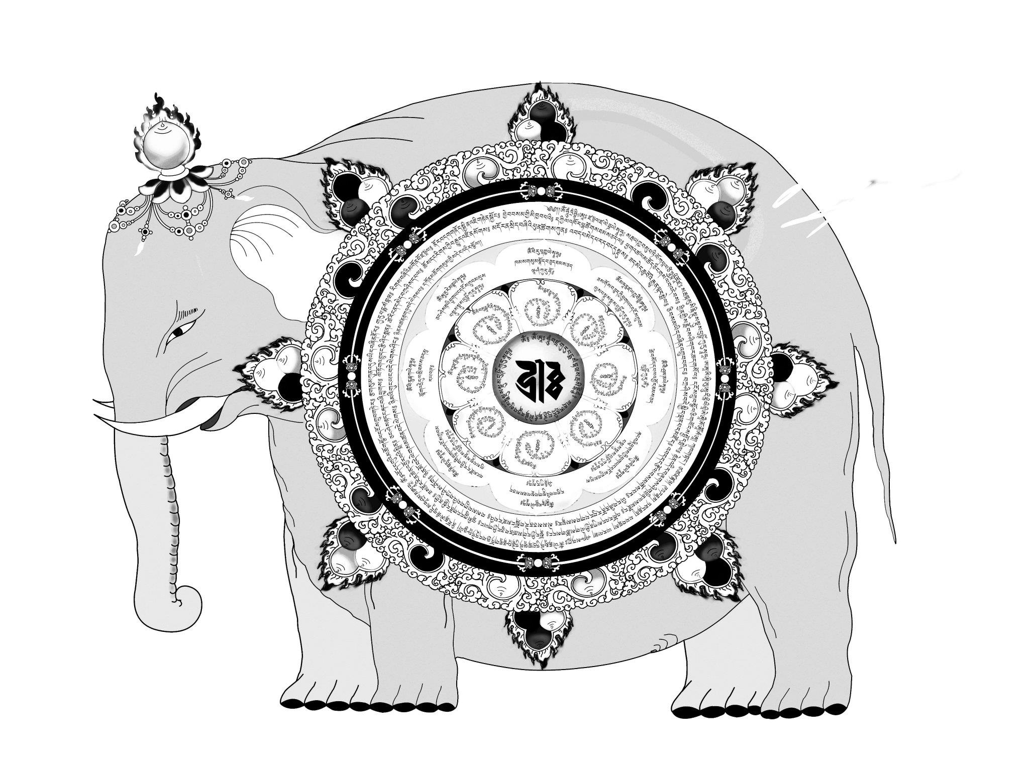 Wheel_of_the_Meritorious_Elephant_Generating_Power_-_Terma_of_Padmasmbhawa.jpg