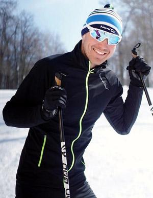 Утеплённый лыжный костюм Nordski Elite Black мужской NSM510100 - ИМ SkiRunner