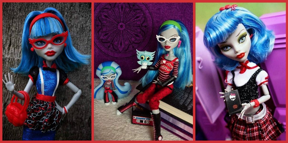 ГУЛИЯ ЙЕЛПС GHOULIA YELPS