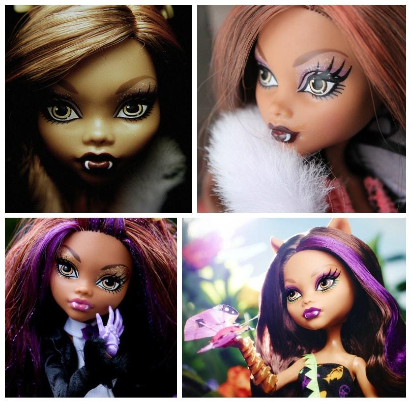 Кукла Клодин Вульф в интернет-магазине Магия кукол