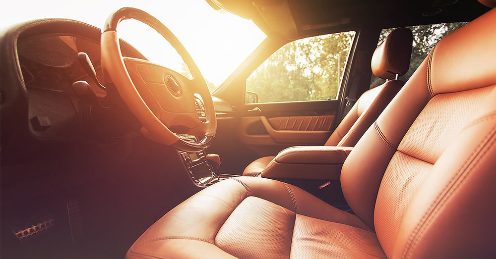 Как избавиться от жары в машине