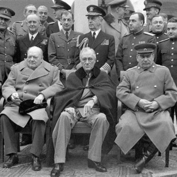 Сталин-и-рузвельт